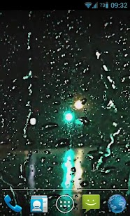 Rain Drops Live Wallpaper HD- screenshot thumbnail