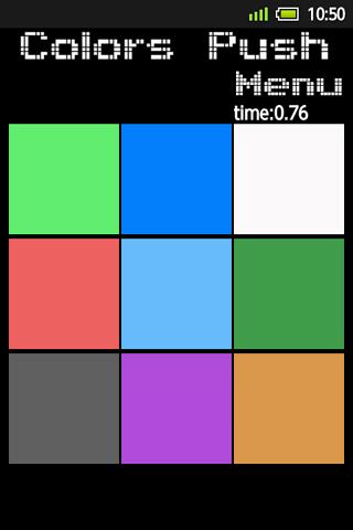脳トレパズル Colors Push