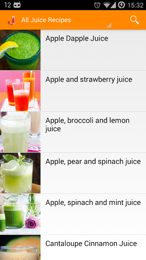 Juicing- screenshot