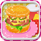 Burger Master, Cooking Games