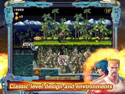 Contra: Evolution v1.1.2 Apk Download [android]