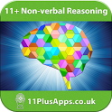 11+ Non-verbal Reasoning Lite icon