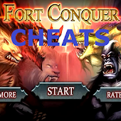 Fort Conquer Cheats Tips Video