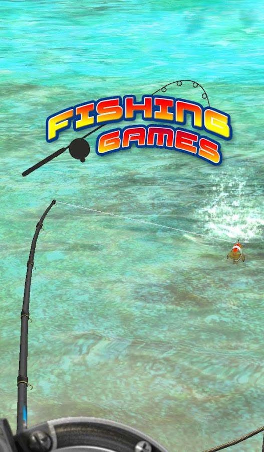 Real fishing games android apps on google play for Fishing game app