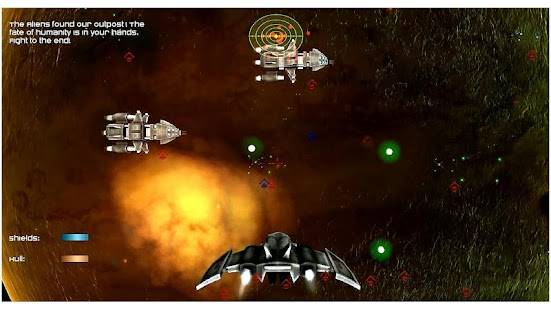Dawn Earth Space Shooter- screenshot thumbnail