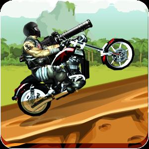 Biker Ninja:Quick Gun Escape for PC and MAC