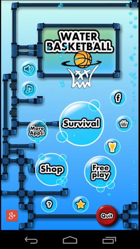 ウォーターバスケットボール