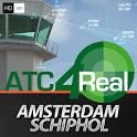 ATC4Real Amsterdam Schiphol HD icon