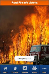 Bushfires -Rural Fire Info VIC