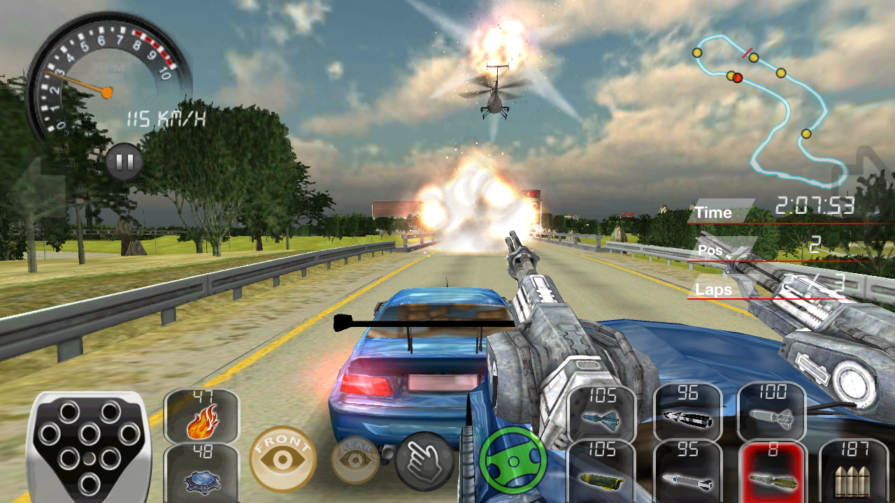 Armored Car Games For Pc