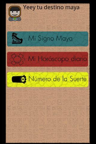 Yeey tu horoscopo Maya