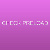PreloadApplication Checking