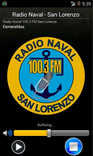 Radio Naval - San Lorenzo
