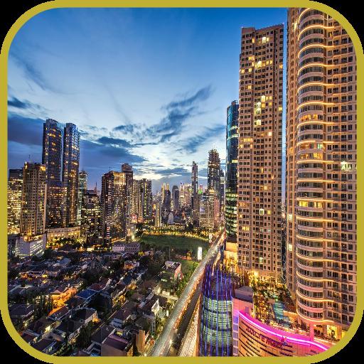 インドネシアの壁紙 個人化 App LOGO-APP試玩