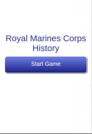 Royal Marines Corps History
