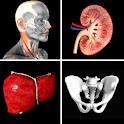 Anatomy Quiz Pro logo