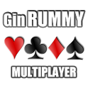 Gin Rummy Multiplayer Online icon