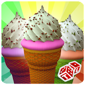 Ice Cream Maker– 3D Cooking