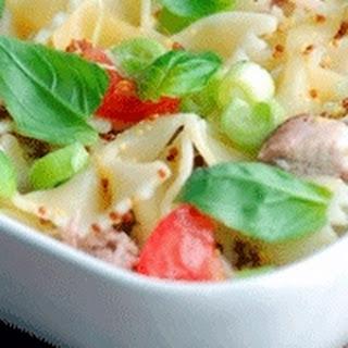 Pasta Salade.