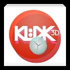 KLOK3D LIVE WALLPAPER CLOCKS icon