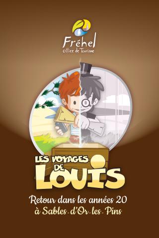 Les voyages de Louis - Fréhel