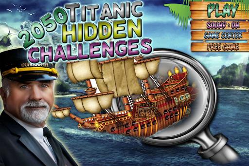 2050 Titanic Hidden Challenges