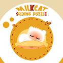 Milkcat Sliding Puzzle logo
