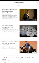 NYTimes – Latest News Screenshot 31