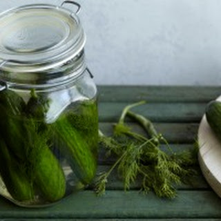 Quick and Easy Pickles