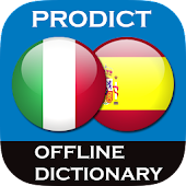 Italian - Spanish dictionary