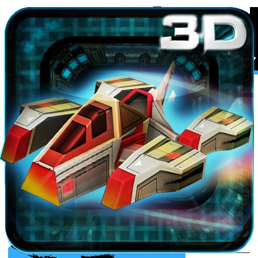 FUTURE RACING 3D 賽車遊戲 App LOGO-APP試玩
