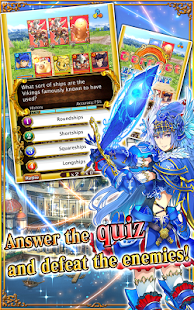 Quiz RPG: World of Mystic Wiz- screenshot thumbnail