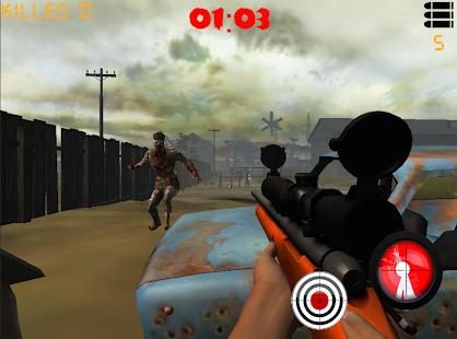 玩動作App|Sniper Zombies免費|APP試玩
