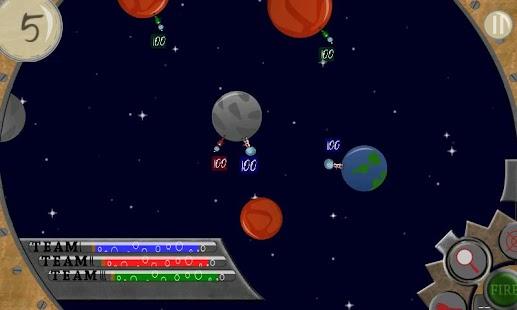 Newton's War Lite- screenshot thumbnail