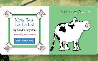Screenshot of Moo, Baa, La La La! - Boynton