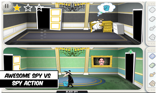 Spy vs spy - Android Games - mob.org
