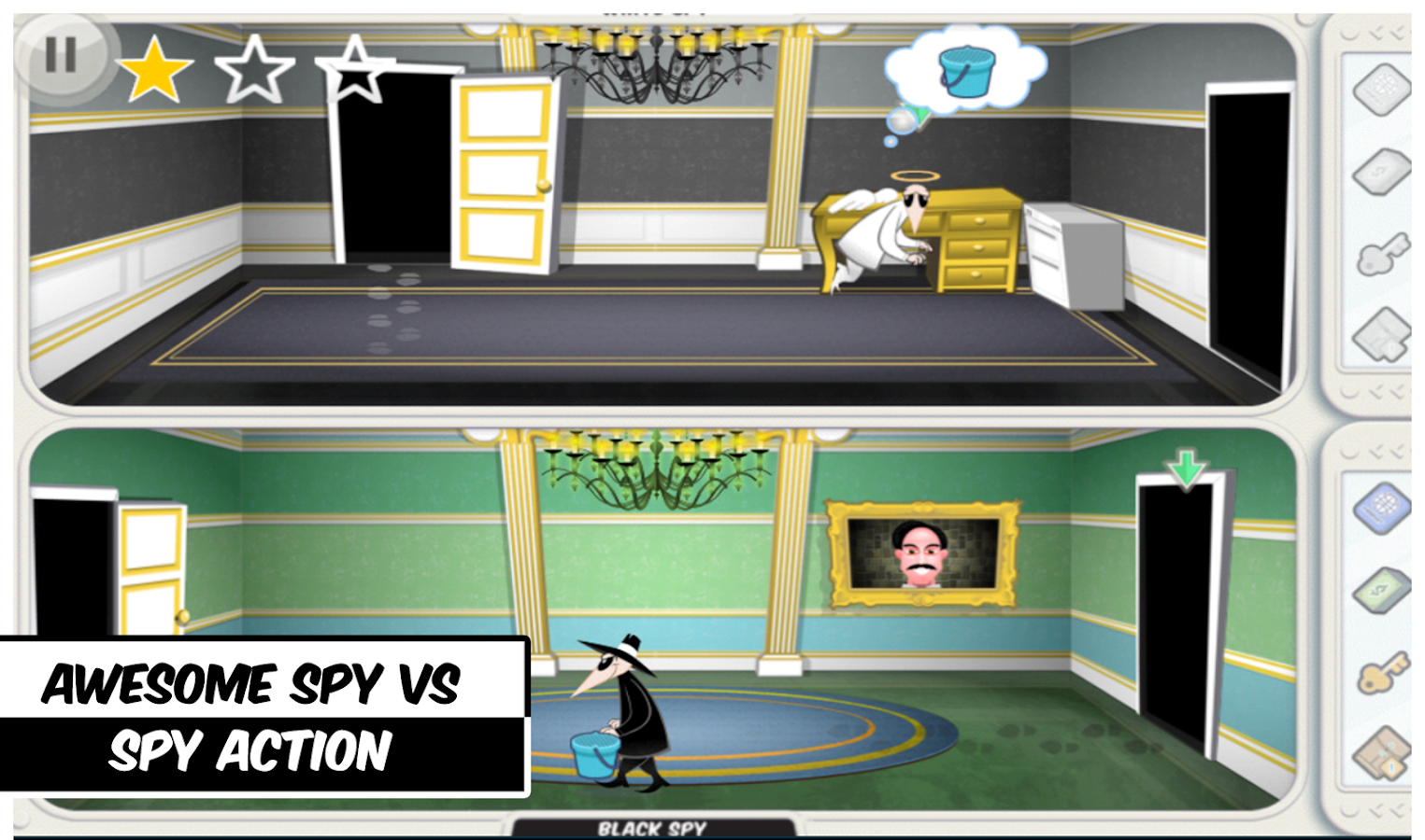 Spy vs Spy- screenshot