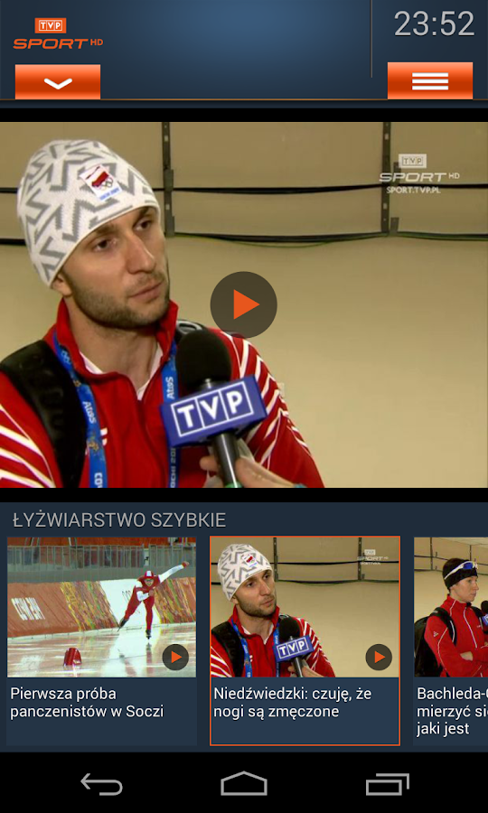 TVP Stream - screenshot