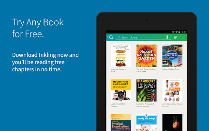 Inkling eBooks Screenshot 7