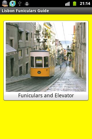 Lisbon Funiculars and Elevator