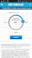 Screenshot of Cyberplus