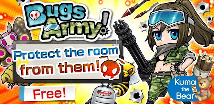 Bugs Army! apk