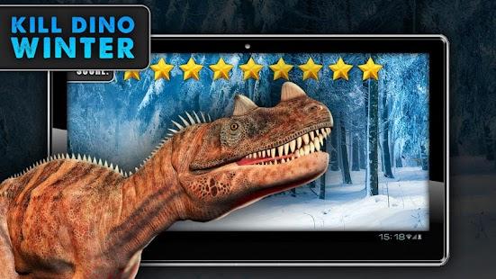 杀了恐龙冬季