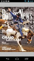 Screenshot of Rodeo News Nothin' But Rodeo