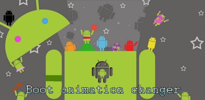 Boot Animation Changer es una aplicación para Android con la cual podrán cambiar la imagen de booteo de su celular con Android. La aplicación incluye mas de 30 animaciones diferentes para que elijas la que mas te guste. Es compatible con Roms 2.0 o superiores y es necesario tener acceso Root.           Descarga desde Google Play