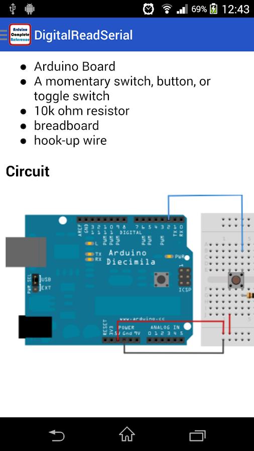 Arduino Complete Pro- screenshot
