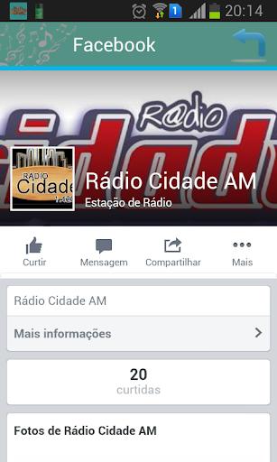 【免費音樂App】Cidade AM-APP點子