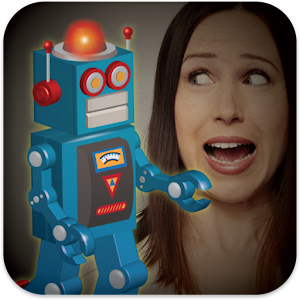 Robots in Photos Icon