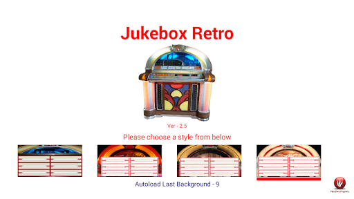 Jukebox Retro Jukebox 2012