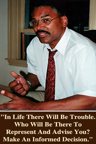 Attorney Eddie Jenkins